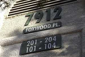 MLS # 2074571 : 7912 FOXWOOD PLACE UNIT 102