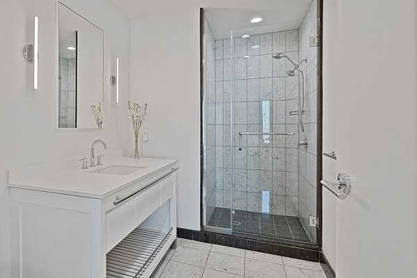 Photo #7 Guest Bathroom with shower