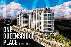 Browse active condo listings in ONE QUEENSRIDGE PLACE